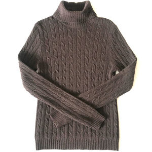 J. Crew Collection Cashmere Turtleneck Sweater